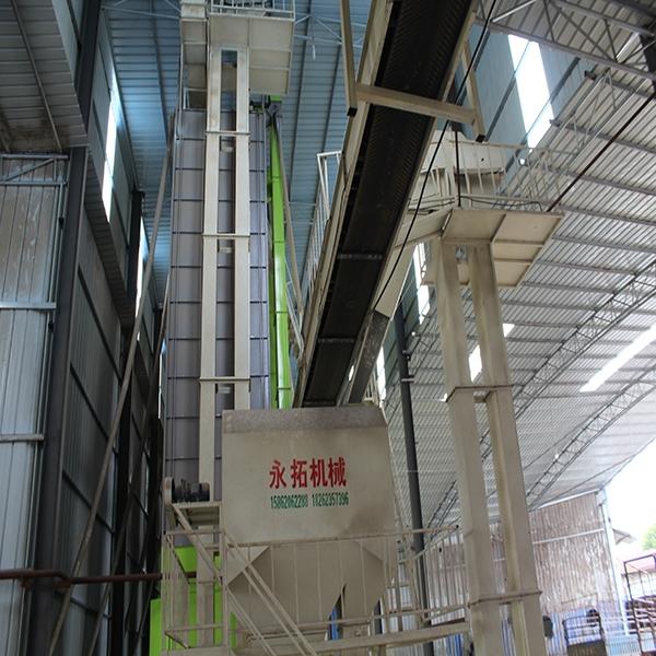 高效新余大米烘干厂